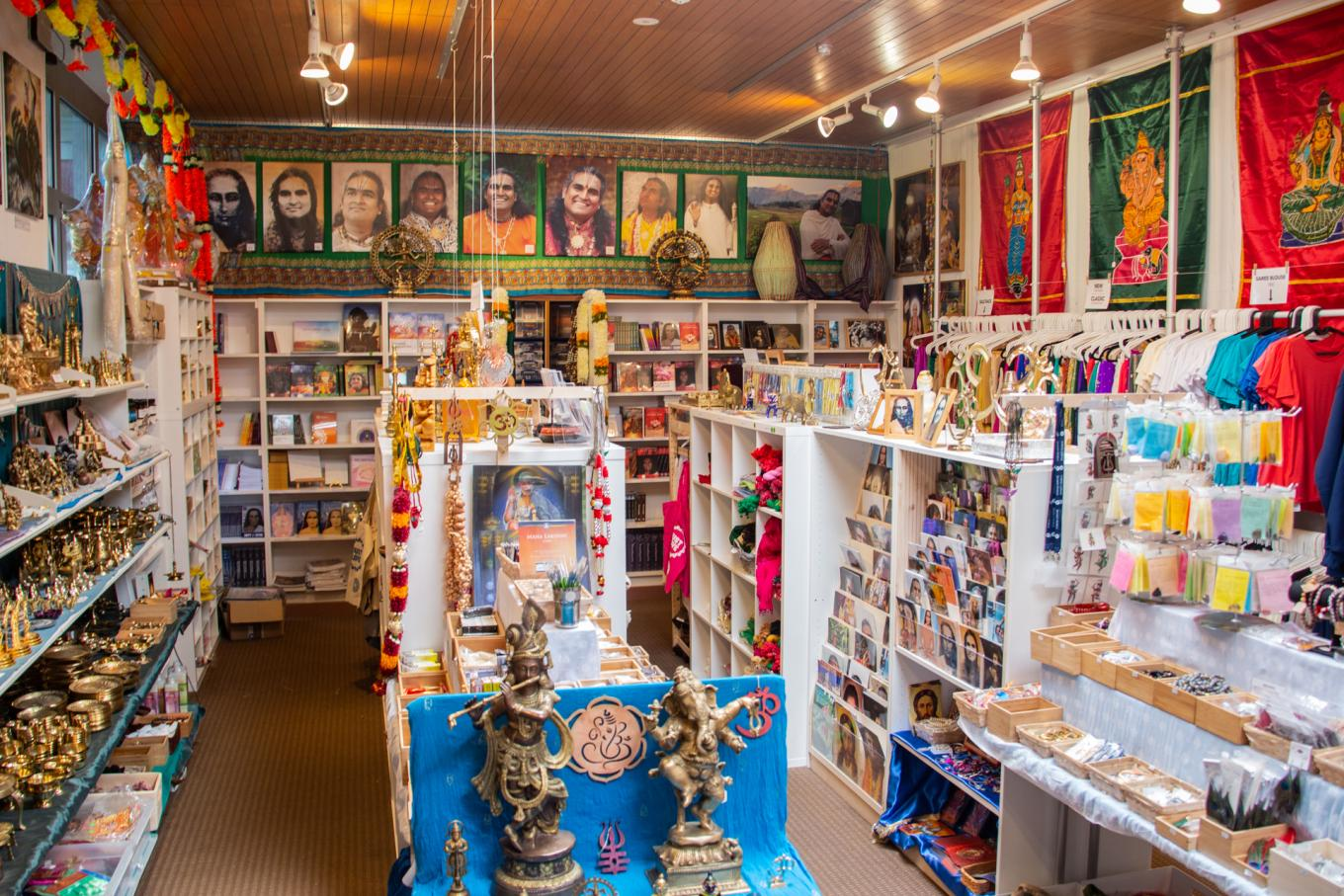 Bhakti Shop - Shree Peetha Nilaya