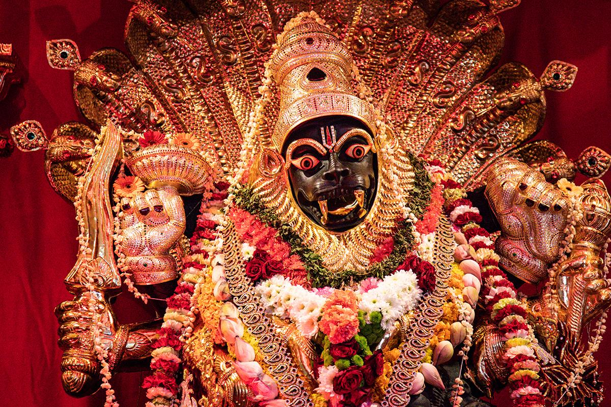 Bhutabhrteshwarnath Narasimha at The Ashram - Shree Peetha Nilaya