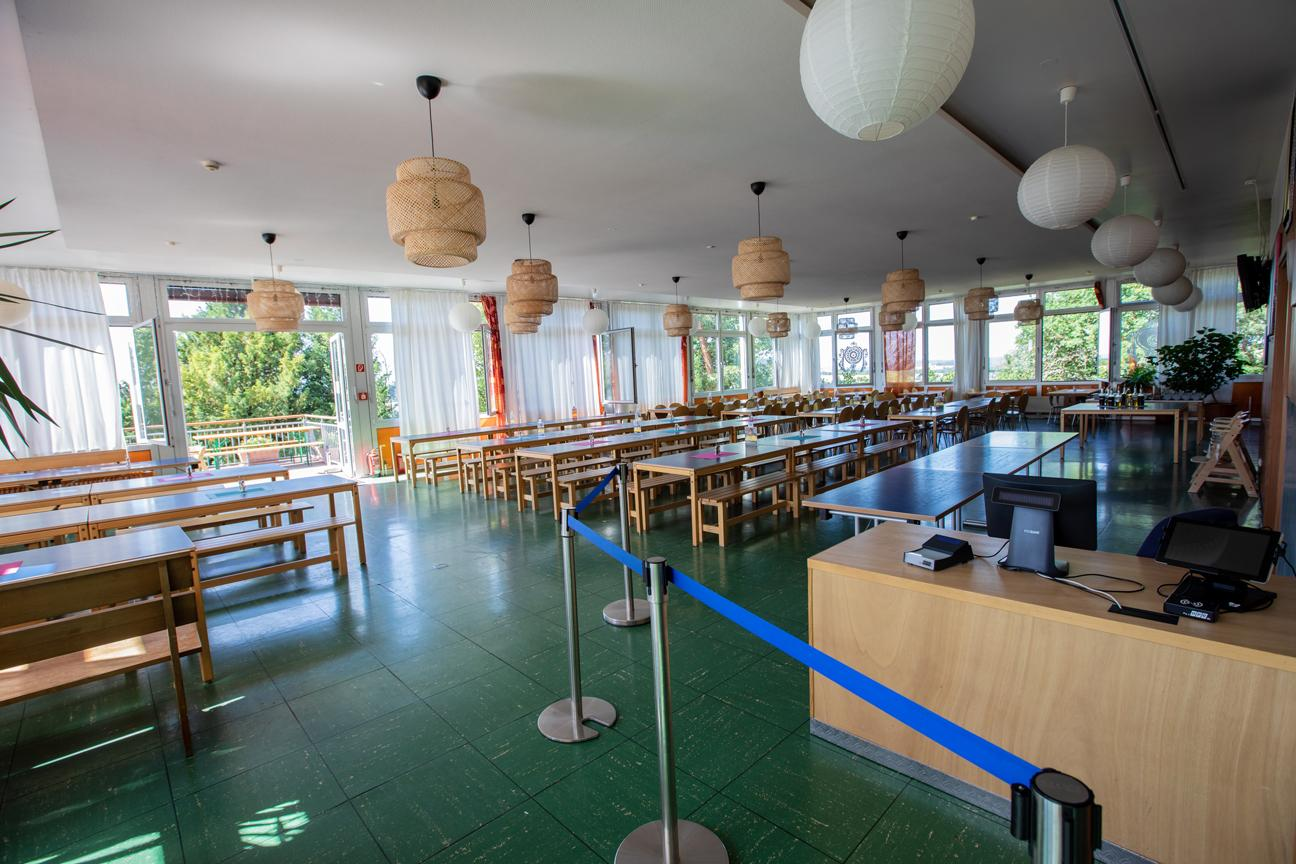 Dining Hall - Shree Peetha Nilaya