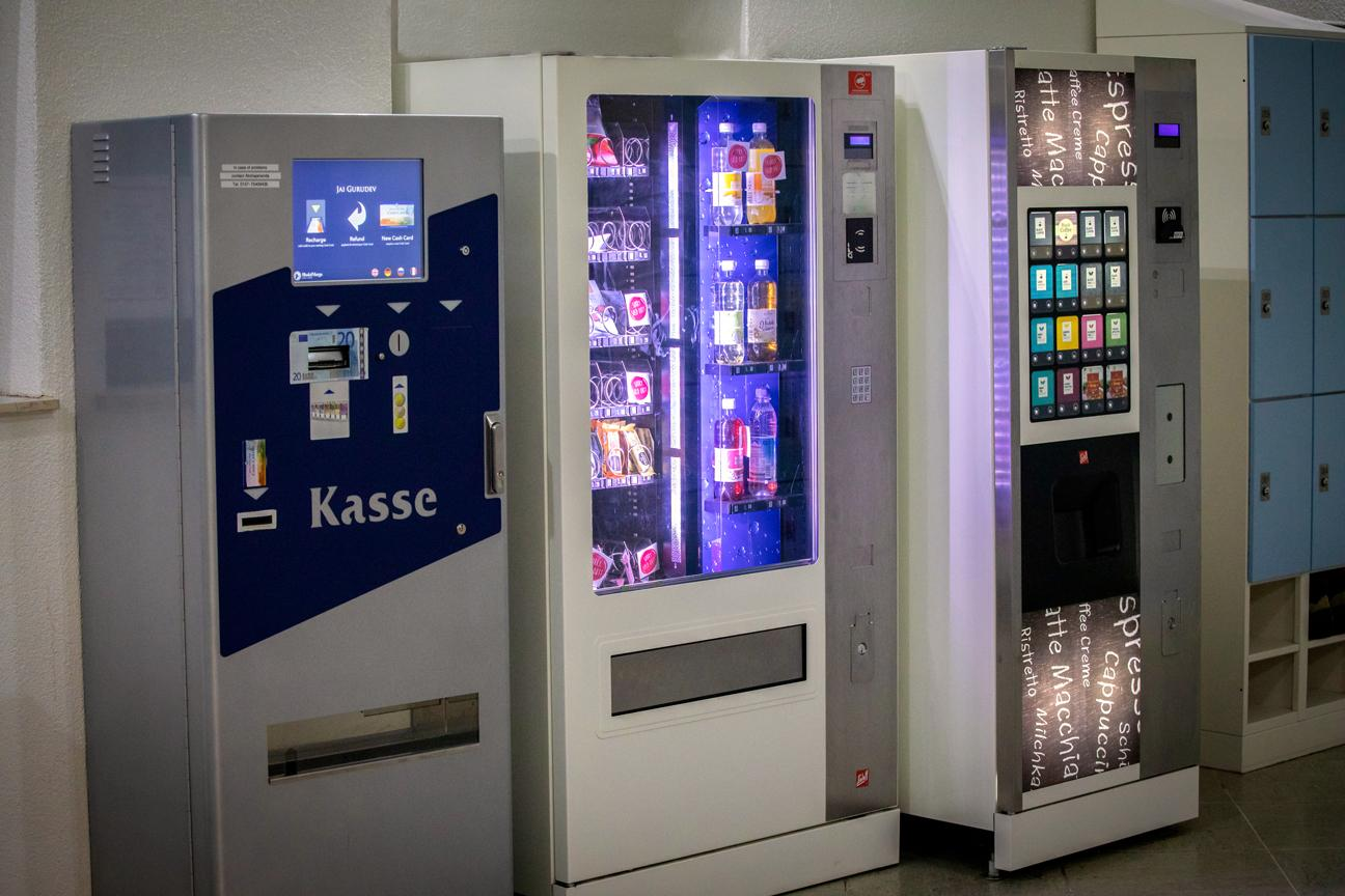 Vending Machine - Shree Peetha Nilaya